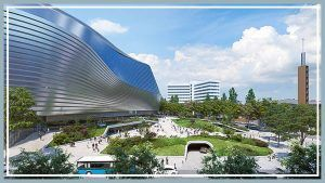 New Santiago Bernabéu