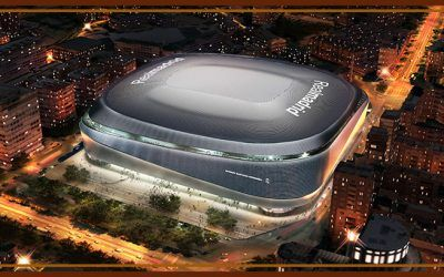 New Santiago Bernabéu, the Jewel of Real Madrid