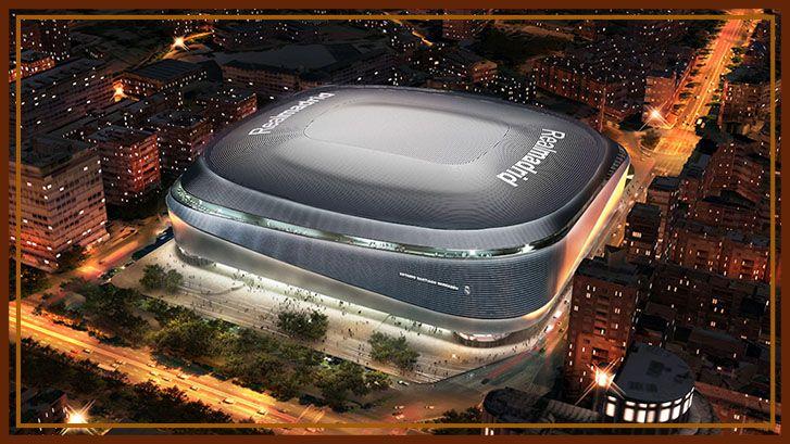 New Santiago Bernabéu, the Jewel of Real Madrid