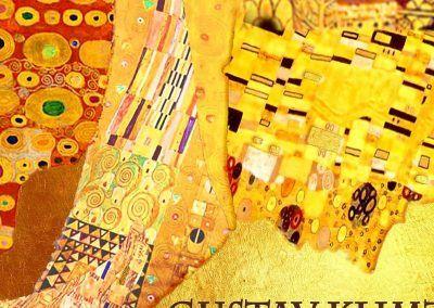 Gustav Klimt 6 de octubre 2017 con Jesus manuel Moron