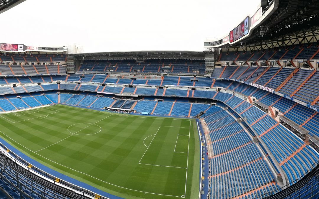Santiago Bernabeu Stadium History. Home of the Real Madrid