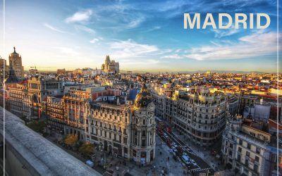 Consejos para viajar a Madrid y aprovecharla al máximo