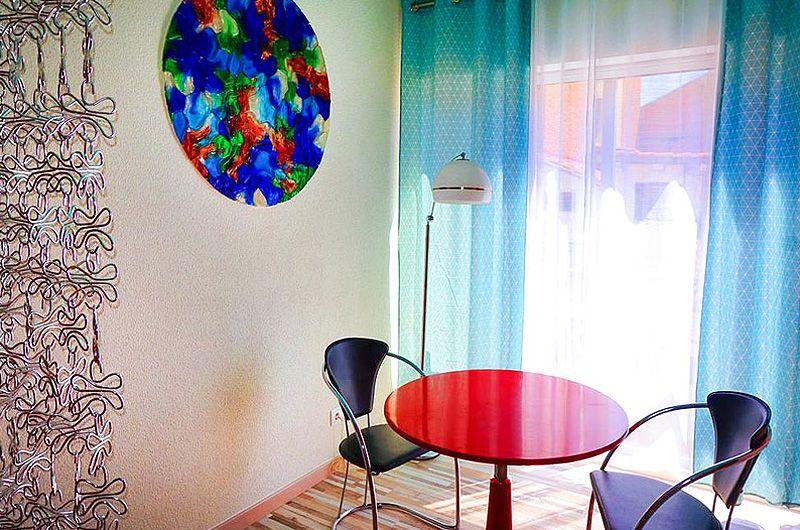 hostel madrid gran via7